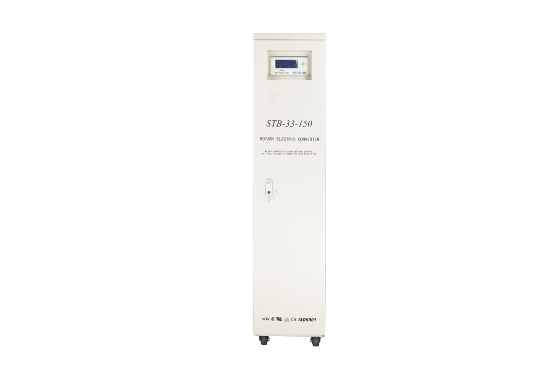 200KVA 50HZ Three Phase Voltage Stabilizer Large Power With GPRS